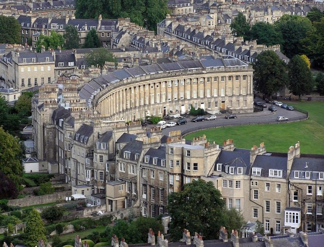landscapers in bath